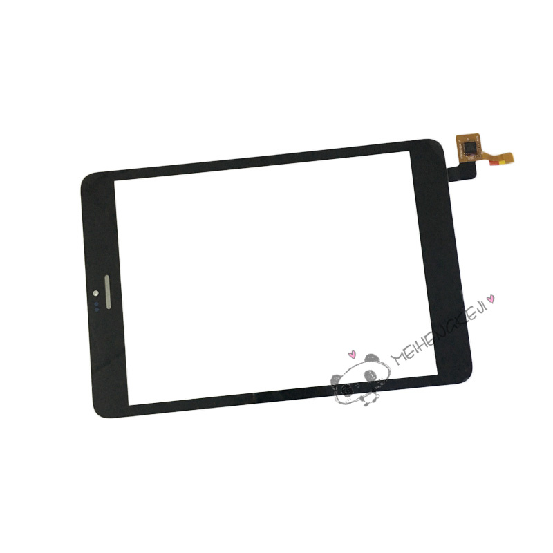7.85 Inch Touch Screen Digitizer Glass Sensor Panel For Digma Plane 8.1 3G (078042-01A-V1) Free Shipping
