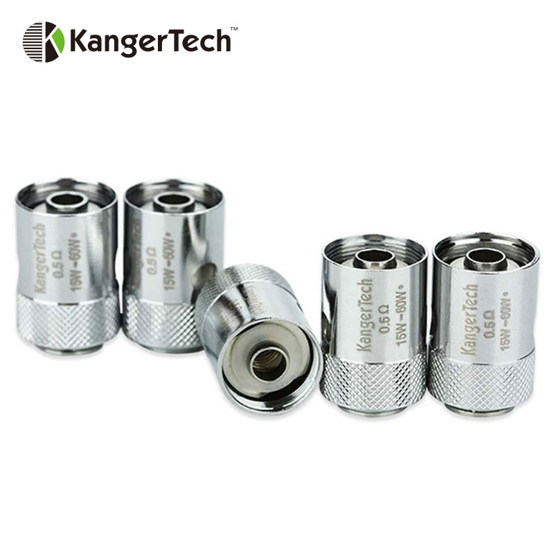 Original 20pcs Kangertech CLTANK Clearomizer Head CLOCC Replacement Coil for EVOD PRO Cupti Kit EVOD Pro