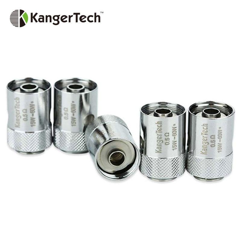 Originale 20 pz CLTANK Kangertech Clearomizer Testa CLOCC Bobina di Ricambio per/EVOD PRO/Cupti Kit/EVOD Pro Kit e-sigaretta coil