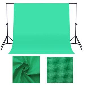 Image 1 - 1.6X 2/3 m 写真背景写真撮影の背景背景スタジオビデオ不織布クロマキー背景