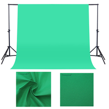 1.6X 2/3M sfondo fotografico fondali fotografia sfondi Studio Video tessuto non tessuto Chroma key sfondo