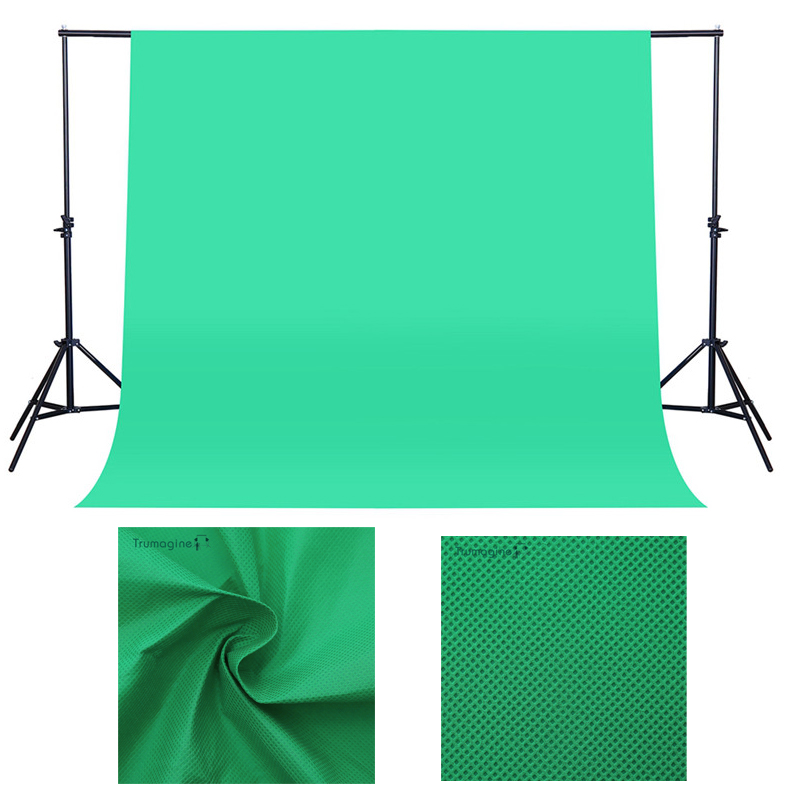 1.6X2/3M Green Screen Photo Background Photography Backdrops Backgrounds Studio Video Nonwoven Fabric Chroma key Backdrop supon 6 color options screen chroma key 3 x 5m background backdrop cloth for studio photo lighting non woven fabrics backdrop