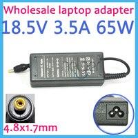 18.5 V 3.5A 65 w Uniwersalny AC Adapter Ładowarka do HP COMPAQ 610 615 DV6500 DV9000 DV6000 DV2000 Laptop
