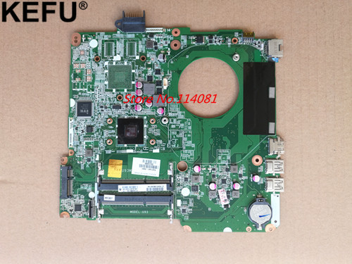 Laptop motherboard 737141-501 DA0U93MB6D0 E1-2500 CPU Fit for HP 15-N NOTEBOOK PC 815248 501 main board for hp 15 ac 15 ac505tu sr29h laptop motherboard abq52 la c811p uma celeron n3050 cpu 1 6 ghz ddr3