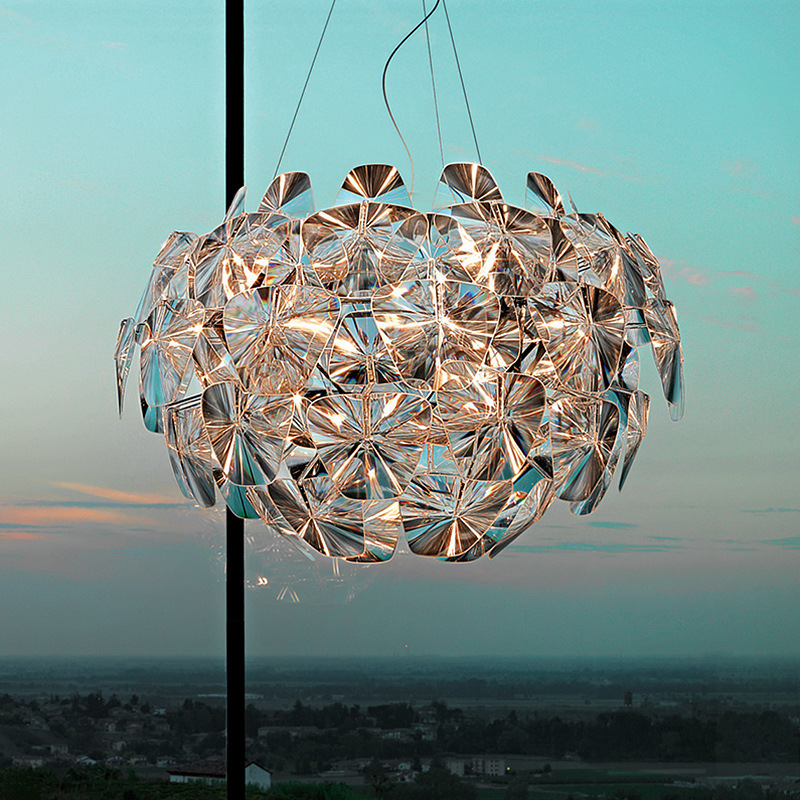 Chandelier Pendant Lamp Lights for Foyer Living Room Decoration Modern Luxury Lamp Hope Pendant Light Modern Lighting Fixtures