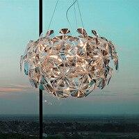Chandelier Pendant Lamp Lights for Foyer Living Room Decoration Modern Luxury Lamp Hope Pendant Light Modern Lighting Fixtures