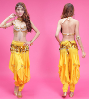 Indian Belly Dance Wear 2016 New Summer Belly Dance Tops Cheap Belly Dance Costumes Free Shipping
