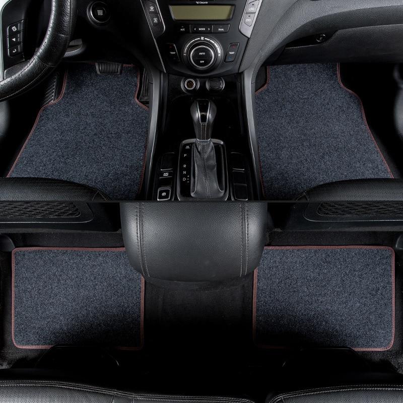 Kalaisike tapis de sol universels pour CHANA tous les modèles CS35 Alsvin Benni CX20 CX30 CS75 CS15 CS95 CS55 accessoires de style de voiture