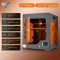 ET Fighter impresora 3d large printer prusa i3 3 d printers machine printing ABS high resolution nozzle smart motherboard