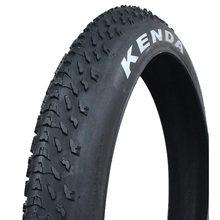 Frete grátis kenda k1188 26*4.0 alta qualidade bicicleta pneu de neve parte 60tpi 30psi país pneu 1440g tubo interno