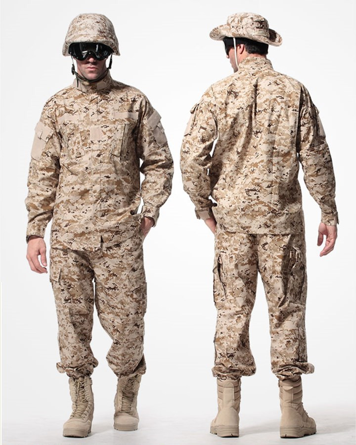 ACU Military Tactical Army Uniform Camouflage Sets Jacket+Pants Suit S-XXL Clothing Outdoor Hunting Combat Airsoft Uniform outdoor angel army fans military clothing camouflage suit wear cotton uniforms work service tactical training set jacket pants