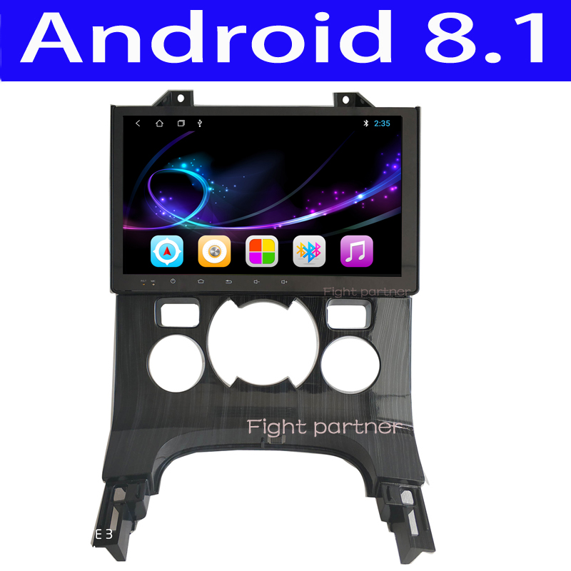 Factory Price Latest Android Car DVD Player For Peugeot