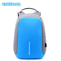 Anti Theft Backpack Women USB Charging 15 6 Inch Laptop Travel Bag Multi Function Rucksack Schoolbag