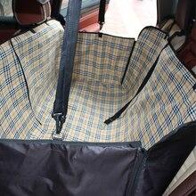 Коврики Оксфорд автомобиль животное Чехлы для сидений мотоциклов Водонепроницаемый Салонные аксессуары 2 цвета Гамак Собака сумка для хранения автомобиль-Стайлинг