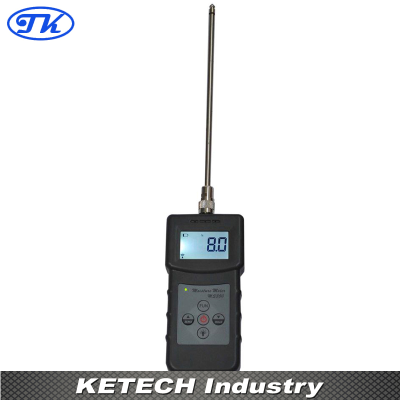 Portable Digital Capacitive Moisture Meter Tester MS350Portable Digital Capacitive Moisture Meter Tester MS350