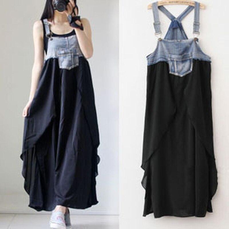 Vestidos largos casuales para mujer