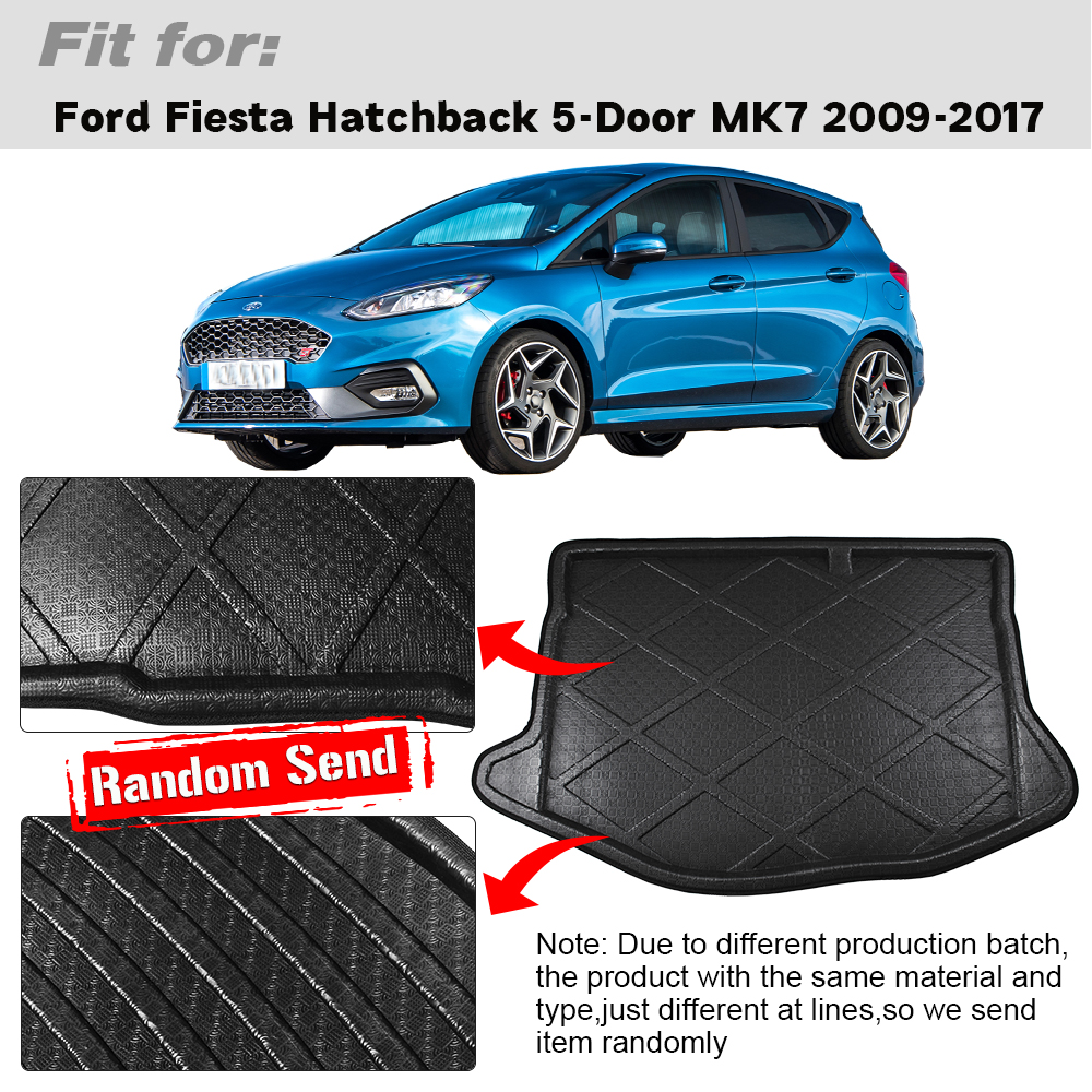 PREMIUM HEAVYDUTY BOOT LINER COVER for FORD MONDEO NEW SHAPE