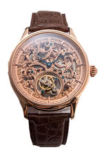 SEAGULL ST8000K Tourbillon Mens Wristwatch Hand Winding Skelenton Luxury Womens