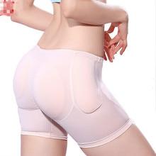 Superbe figure enhancing padded brief/pantiesy Abundant Buttocks spong butt pads hip padded for crossdress#SB072
