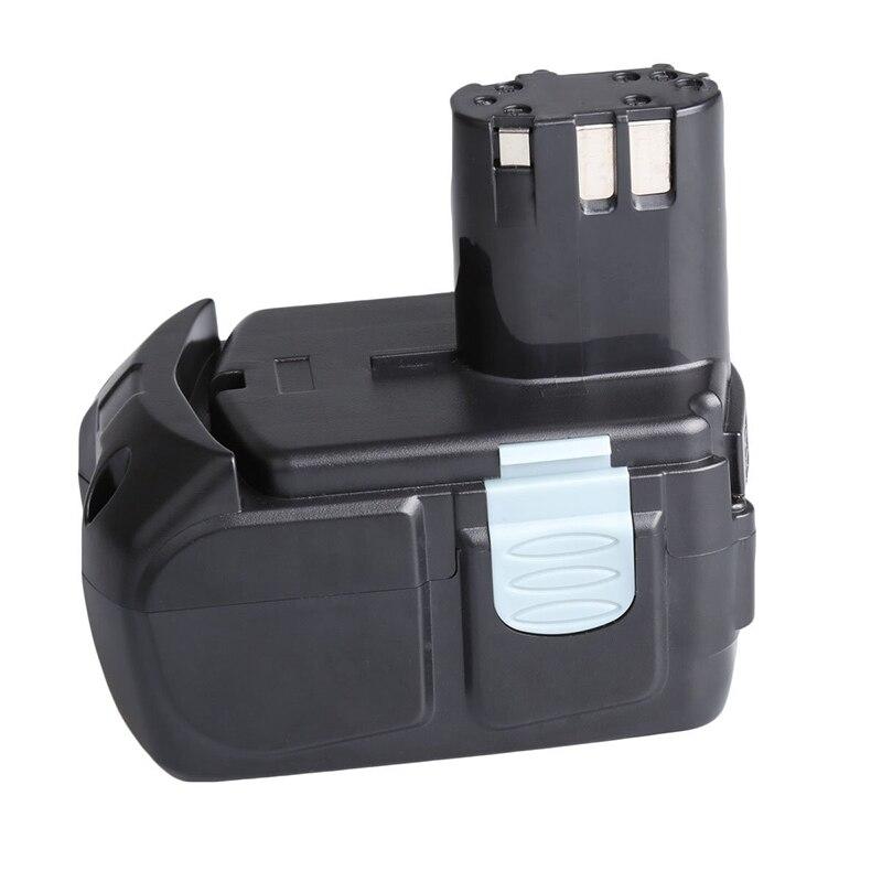 Batterie DVISI 18 V 4000 mAh pour batterie d'outil électrique HITACHI batterie Rechargeable Li-ion pour HITACHI BCL1815 BCL1830 EBM1830 327730