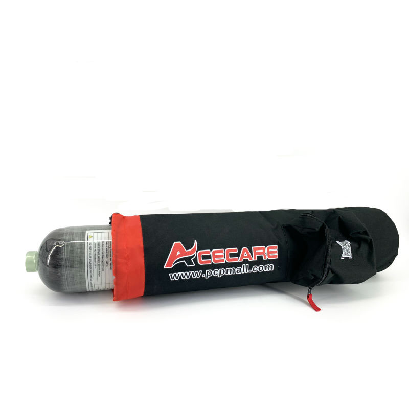 AC103003 4500psi Pcp Airgun Air Rifle 3L Scuba Tank Pcp Airforce Condor High Pressure Compressed Air Cylinder And Cylinder Bag