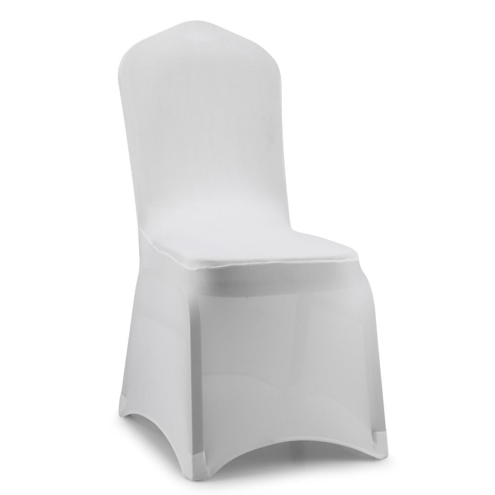 Online Get Cheap White Spandex Chair Cover Aliexpress – Lycra Chair Covers