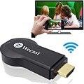 Wecast Anycast Ezcast WIFI Telefone Sem Fio para HDMI Adaptador de TV para iPhone 6 6 S Plus 5 Samsung S5 Nota 3 S7 Borda HTC SONY LG