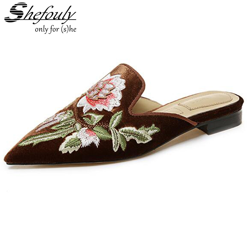 Mule Shoe - Shoes For Yourstyles