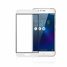 Фотография Full Cover Tempered Glass for Asus Zenfone 3 Max ZC520TL 3 ZE520KL ZE552KL 3 ZE520KL Zoom ZE553KL Full Screen Protector Coverage