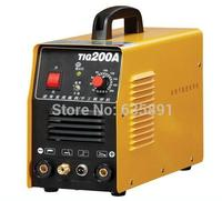 DC Inverter welding equipment TIG welding machine TIG200A welder, Wholesale & retail welding machine parts
