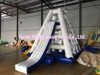 Outdoor playground swimming pool tube slide,kids plastic tube slide,water slide