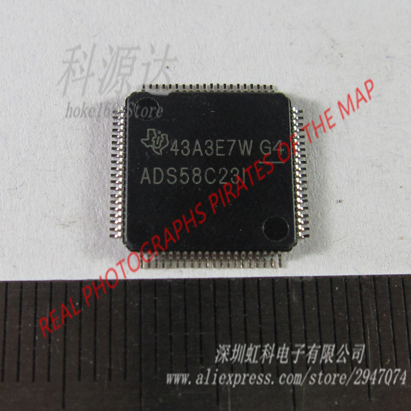 ADS58C23IPF ADS58C23IPF IC DUAL IF RCVR 80HTQFP in stock bulk packed sold by piece 5pcs lot max208eeag max208 ssop 24 new&original electronics diy kit in stock ic components