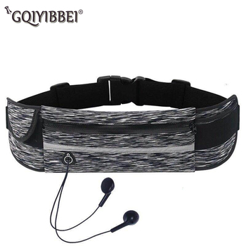 Outdoor Sport Waist Bags Running Belt Waterproof Anti-theft Jogging Men Women Gym Fitness Bag For Phones Running Accessories