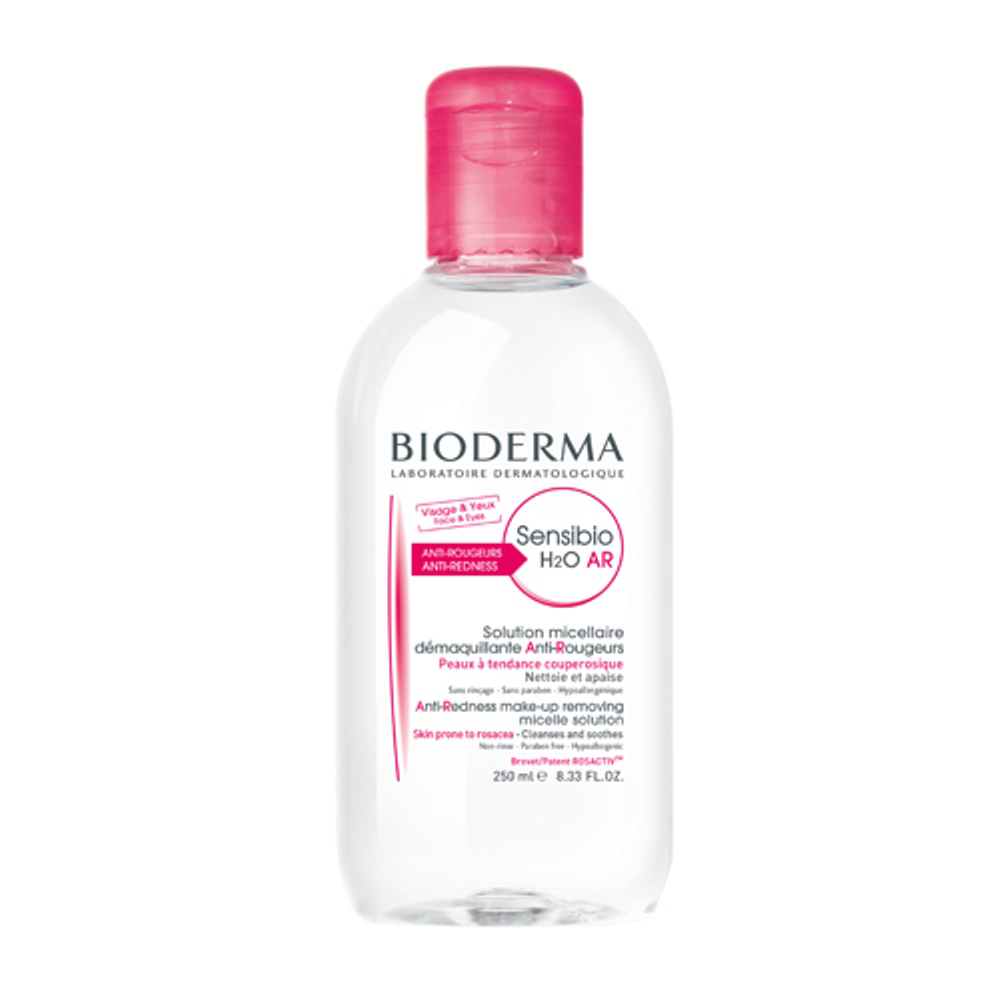 Face Washing Product BIODERMA 28728 skin care cleansing micellar water gel mousse lotion