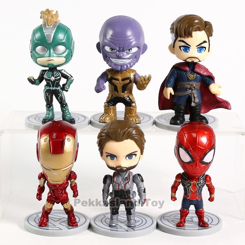 6pcs-the-avengers-4-endgame-figures-super-heroes-captain-font-b-marvel-b-font-iron-man-thanos-doctor-strange-spiderman-action-figures-toy