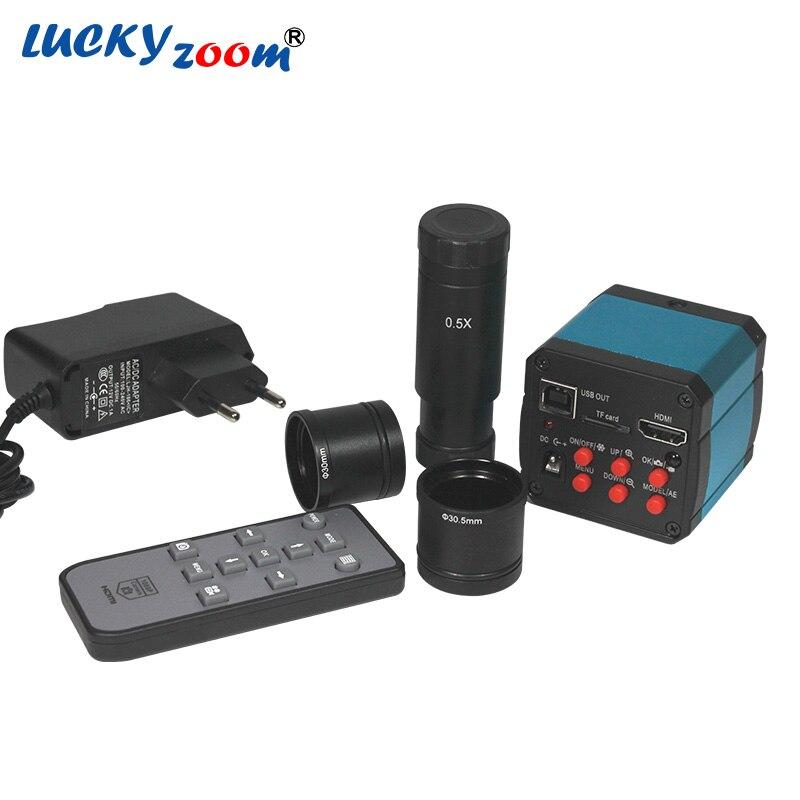 14MP HDMI CMOS USB2 0 Digital Industry Electronic Microscopio HD Industrial Camera Video For Microscope Eyepiece