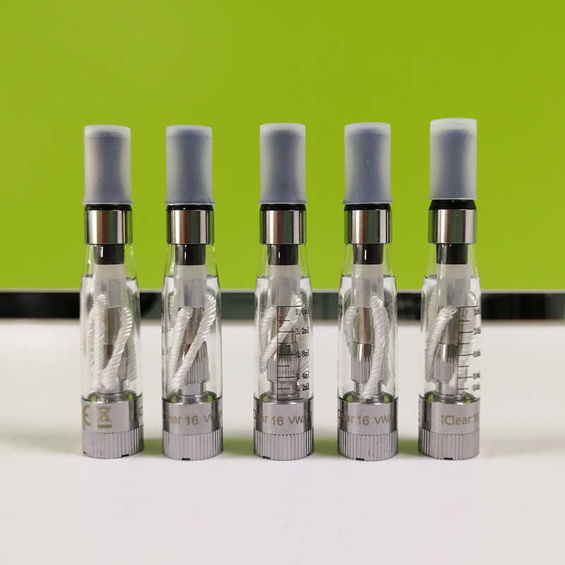 5 CHIẾC Tử Innokin iClear 16 Dual Coil Clearomizer Iclear16 Rebuildable 1.6 ml Atomizer Xe Tăng cho Thuốc Lá Điện Tử