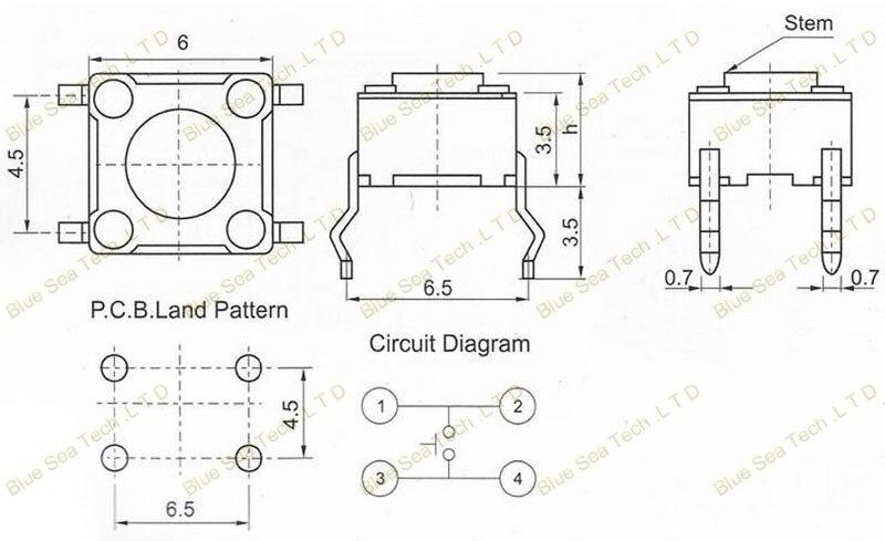 tact switch wiring wiring diagram rh vw30 vom winnenthal de