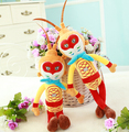 Creative plush toys of journey to the doll Super cute Monkey King plush toys free shipping