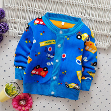 Baby Boys Warm Sweaters [7 Styles]