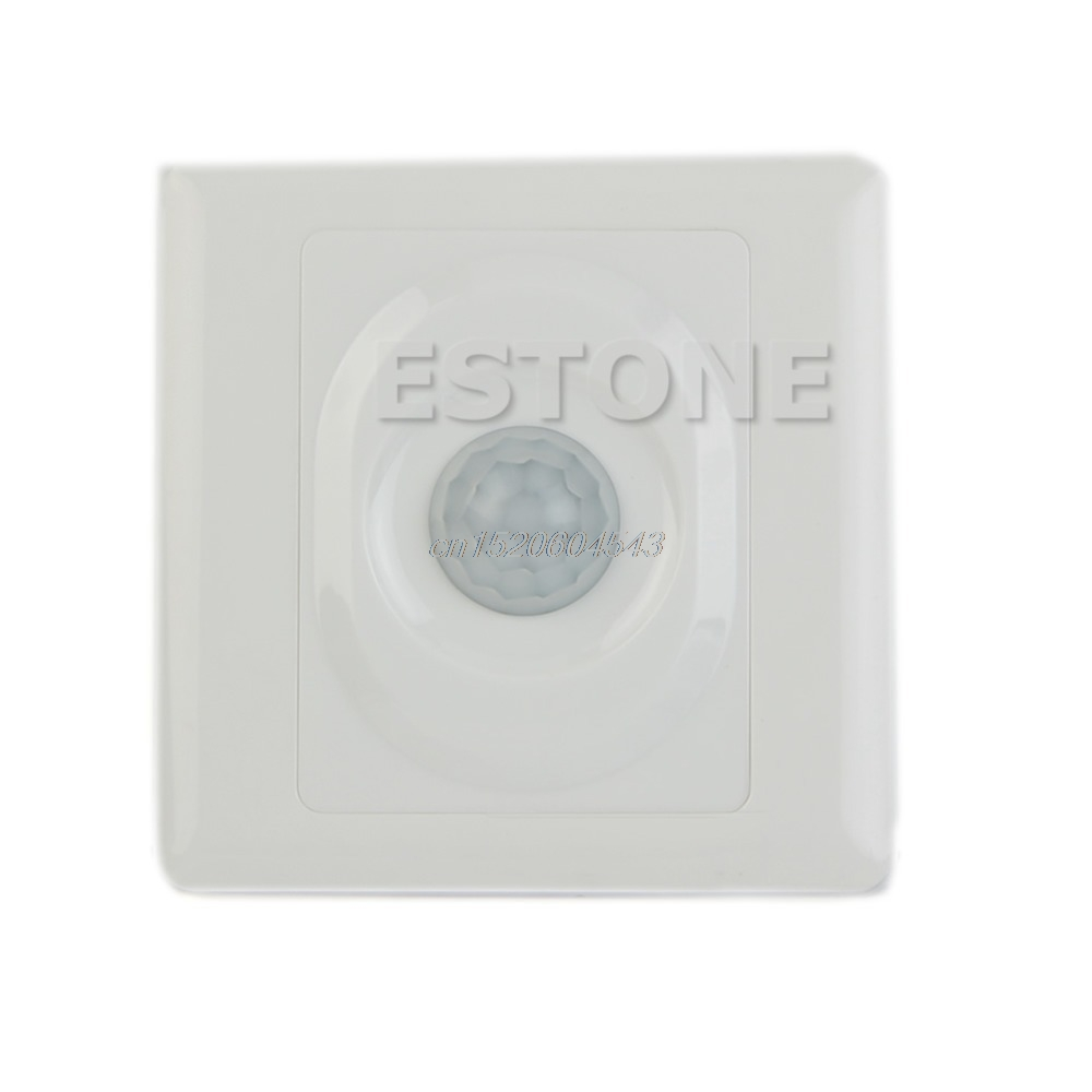 Infrared IR PIR Senser Switch Module Body Motion Sensor Auto On off Lights Lamps R06 Drop Ship