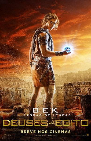 Célèbre 012 Dieux de L'egypte Gerard Butler Aventure Fantastique Film 24  TE04