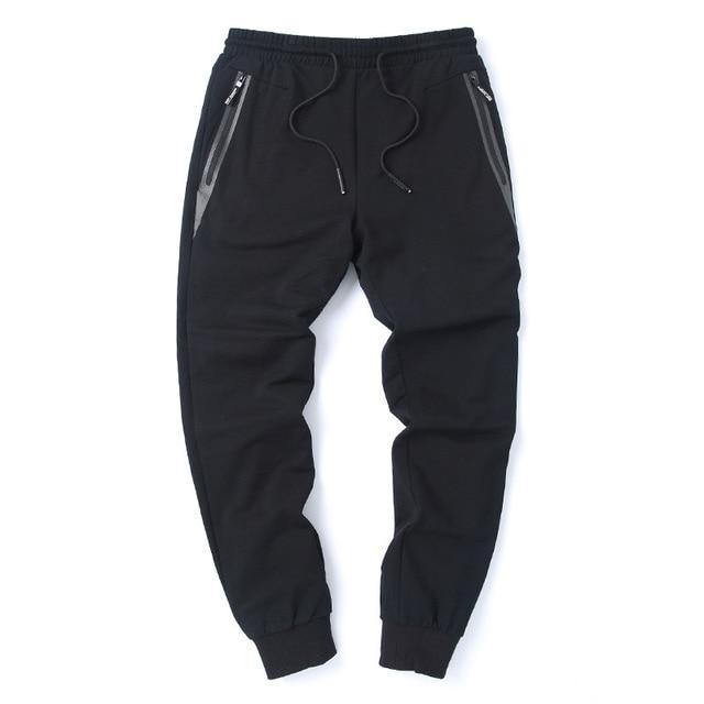 Mais nova moda Homens Calças Basculador Corredores Dos Homens Dos Homens do Algodão Casual Sportswear Fino transporte da gota ABZ17