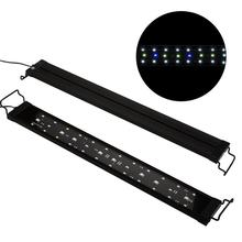 Extendable Full Spectrum LED Aquarium Grow Light RGB LEDs White LED Lights Touch Control Phytolamp LED Aquarium Lighting