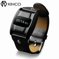 KINCO Bluetooth OLED Heart Rate Blood Oxygen Detection Intelligent Bracelet Sleep Monitor Sport Smart Wristband For