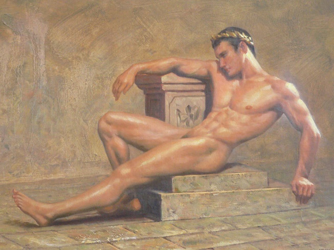 Graham recommend best of gay nude male art