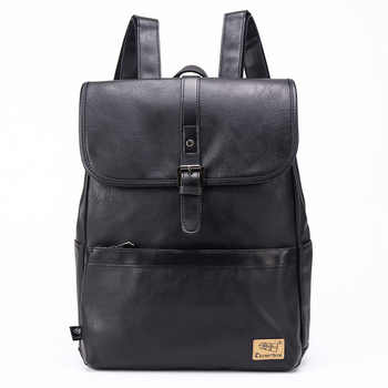 Three Box New Men Women Fashion Backpack High Quality Retro Casual Large Capacity Male 14-inch Tote Student Bag Travel Backpack