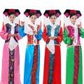Adulto traje nobreza princesa roupas roupas de dança traje chinês antigo chinês tradicional