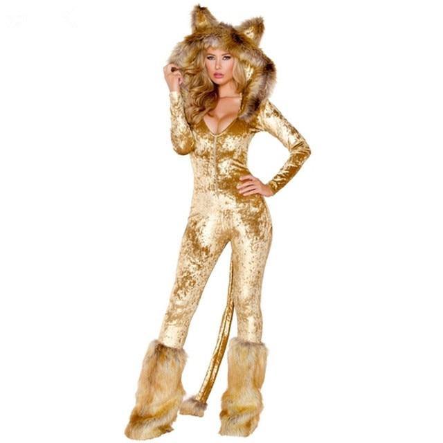 Adult Fox Costume