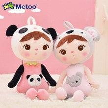 45 см Metoo Kawaii Keppel сладкий кулон куклы плюша животных Коала Панда Детские игрушки для детей украшения подарок на день рождения